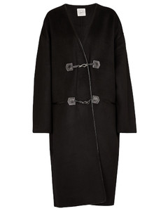 Signature羊毛与羊绒大衣