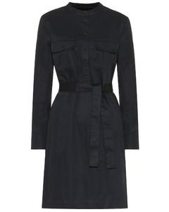 Martine棉緞連衣裙