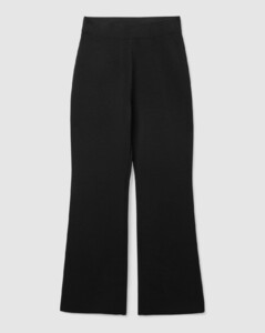 黑色Alberta大衣