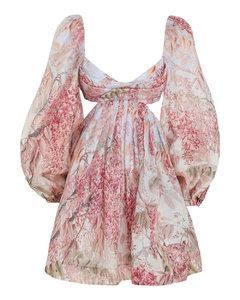 Botanica Bralette Mini Dress