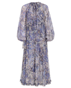 Botanica Drawn Midi Dress