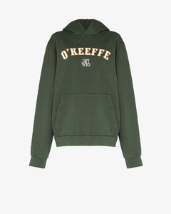 Quilted-crepe double-breasted jacket
