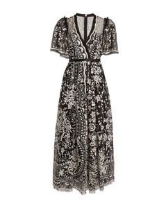 Trudy Belle Embroidered Dress