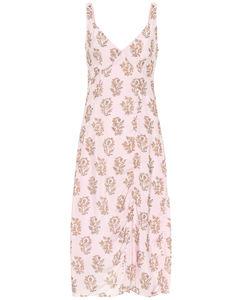 花卉印花連衣裙