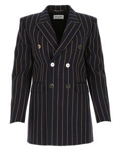 Belted floral-print cotton-jersey bodysuit