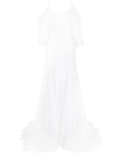 2-in-1 recycled-fibre belted parka jacket