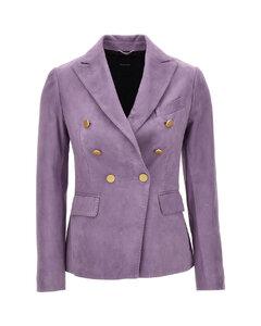 Khris Eco Faux Leather Down Jacket