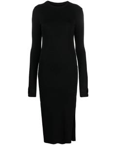 Palmer grey hooded ribbed vest
