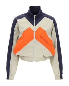 SPORT LITTLE X COLOR BLOCK WINDBREAKER JACKET