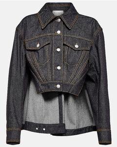 高腰百褶短裙