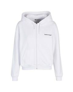 Shrunk hoodie
