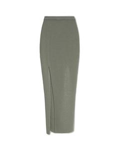 Asymmetric Denim Jacket Dress