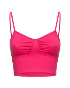 Mari straight-leg high-rise stretch-denim jeans