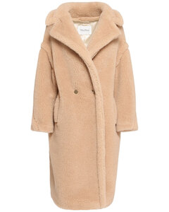 Ted Camel & Silk Long Coat