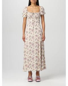 SEDIA Crinkled Trench Coat (Beige)