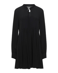 Textured panel denim jacket