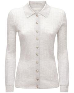 Sulug Wool Blend Knit Cardigan Top