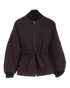 Formosa bomber jacket in Coffee color