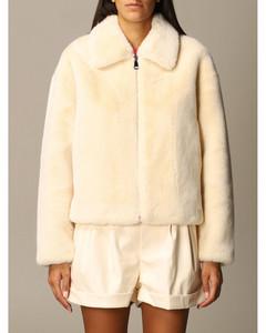 Short faux fur