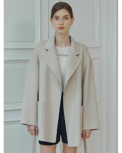 Double-faced handmade jacket SW0WJ407-03