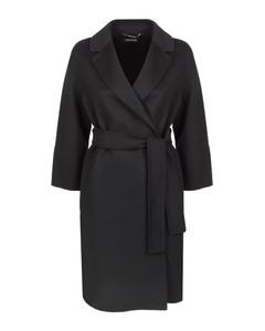 S` Max Mara 'Arona' coat in pure virgin wool