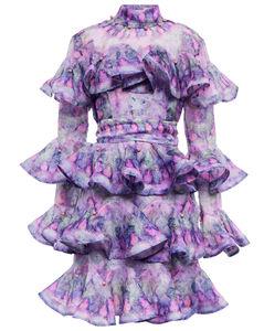 黑色Ponch阔腿裤