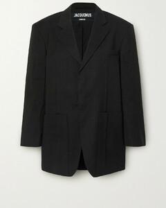 D'homme Hemp-blend Blazer - FR34
