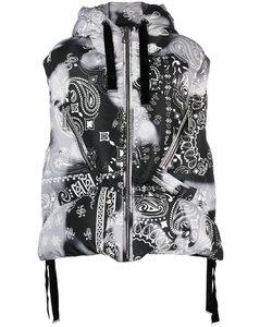 Ava棉质针织运动衫