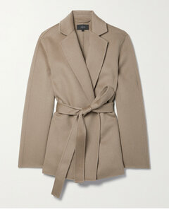 Cenda Wool And Cashmere-blend Coat