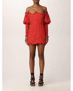 Penelope pleated wool-twill trousers