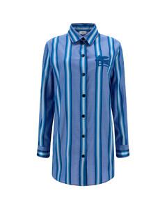 floral-print asymmetric maxi dress