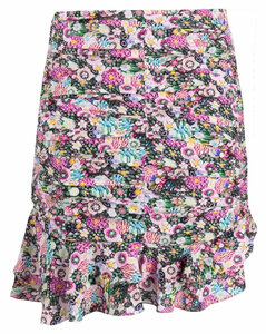 Jacket with green Check print