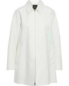 Woman Caban Cotton-drill Jacket