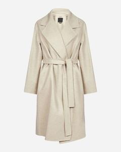 Doppia tailored cashmere coat