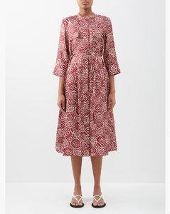 Atelier Mina Belted Coat