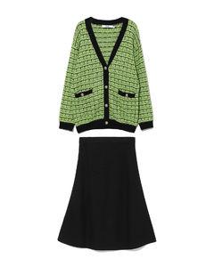 N°56 Yogi navy cashmere-blend sweatpants