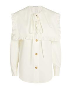 Tate Ruffled Shirt