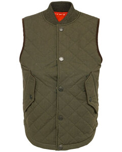 Quilted Cotton Hunting Vest