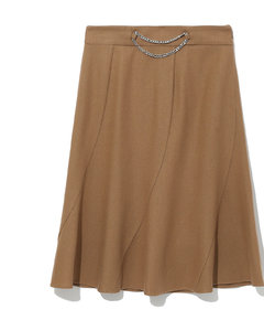 Blue polka-dot silk midi dress