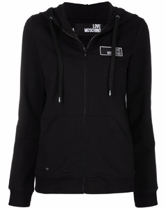 Colour-block single-breasted blazer