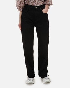 Woman Michlin Quilted Polished Shell Hooded Down Jacket