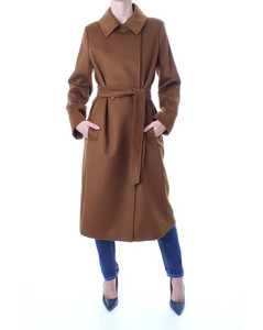 Coats Leather Brown