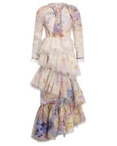 Lucid Midi Dress