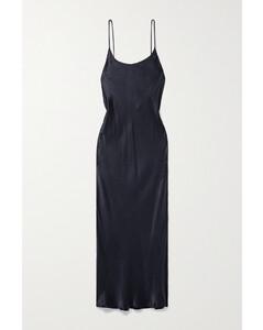 One Shoulder Dress in Red