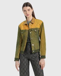 Regenerated Denim Jacket