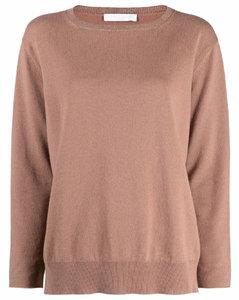Cotton-blend trackpants