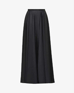 Moscow Belted Alpaca-Wool Coat