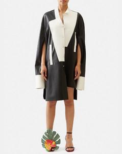 Cotton Gabardine Chino Trench Coat
