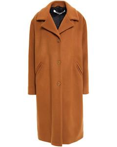 Woman Wool-blend Felt Coat