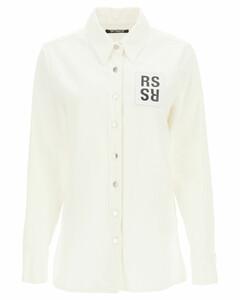Shirts Raf Simons for Women White